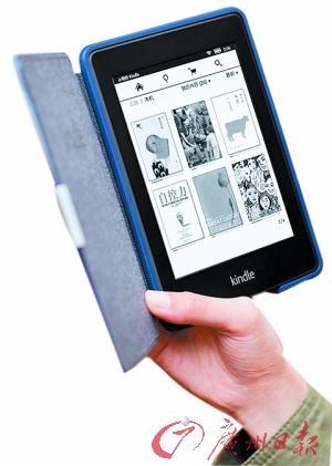 国外电子书市场远比国内成熟,亚马逊美国官网电子书销售已超过纸质书。