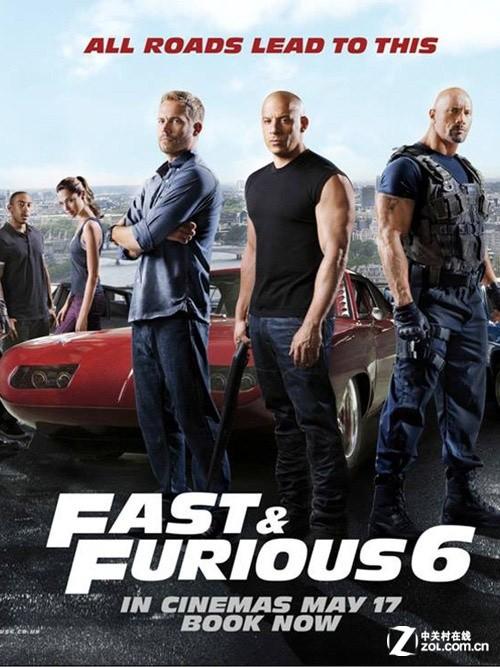 速度与激情6压轴 2013年7月电影推荐-搜狐数码