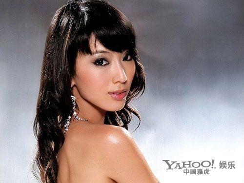 美貌大于名气的台湾女星 郭碧婷凭益达广告爆红