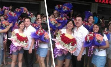 重庆工商大:向大三女学生求婚老师多日前已被