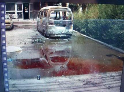 现场照片:新疆发生恐怖袭击造成27人死亡-搜狐