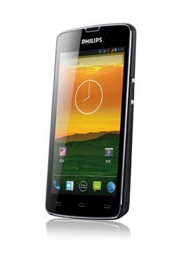 飞利浦最新四核手机图片大全 它是飞利浦手机超长待机的标高清图片