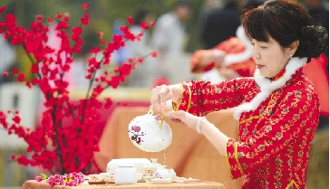 """浙江茶业谋变""""绿肥红瘦""""格局 红茶红得起来吗"""