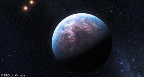 最新发现的超级地球