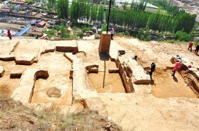固原彭阳考古有重大发现
