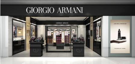 全新阿玛尼美妆形象概念店即将入驻乌鲁木齐(组图)图片