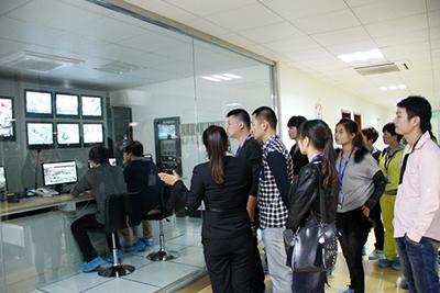 浙江妈妈团见证香港明一科技品质