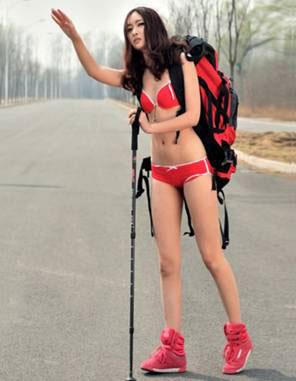 模特美女伴游 旅行中的特殊福利 搜狐旅游