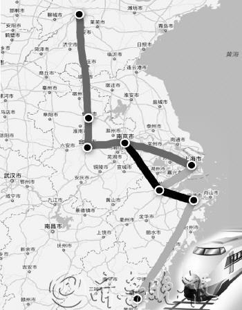 宁杭甬高铁七一开通+济南与长三角实现半日生活-宁杭甬 宁杭甬高铁