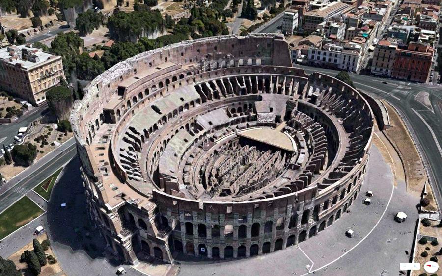 罗马圆形大剧场