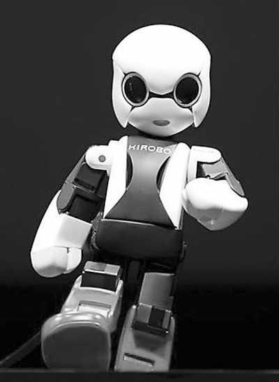 """机器人""""KIROBO"""""""