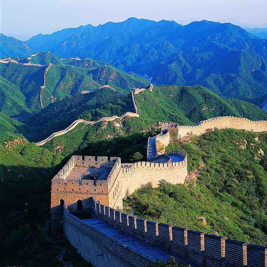 """中国长城图片_""""全人类的财富"""":细数中国的世界遗产之文化遗产篇(组图 ..."""