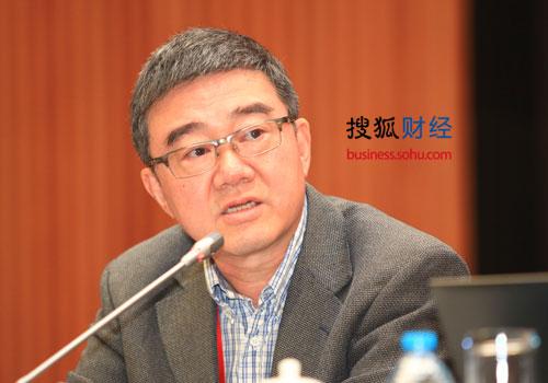 清华大学布鲁金斯公共政策研究中心主任 王丰(图片来源:搜狐财经)