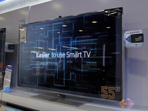 三星UA55F7500液晶电视