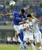 中超图:天津泰达1-0上海申鑫 曹阳争顶