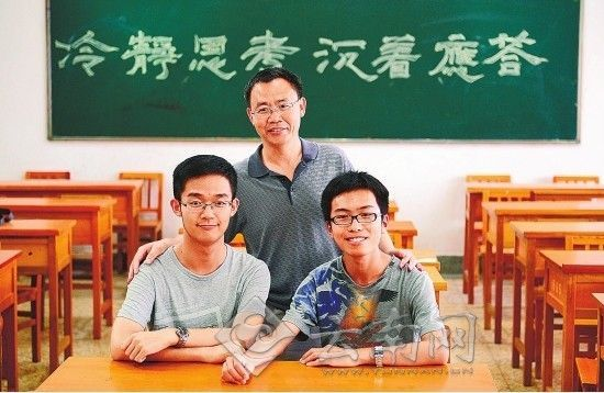 孟鑫禹(右),张宗慕雨(左)
