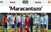 全球媒体:巴西重现王者实力 内马尔摧毁斗牛士