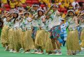 联合会杯精彩瞬间:内马尔巴神起舞 日本队谢罪