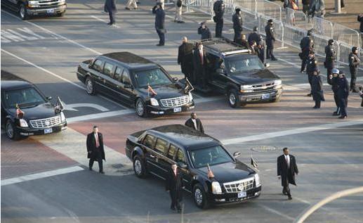 各国元首座驾大比拼 普京巨牛远超奥巴马-搜狐汽车