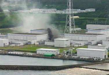 资料图:日本东京电力公司新��县柏崎刈羽核电站