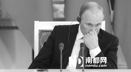 2日,俄罗斯总统普京会见到俄出席世界天然气出口国论坛峰会的委内瑞拉总统马杜罗。