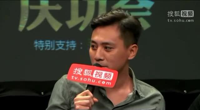 """《火线三兄弟》刘烨现场教授""""脑子进水""""法语版"""