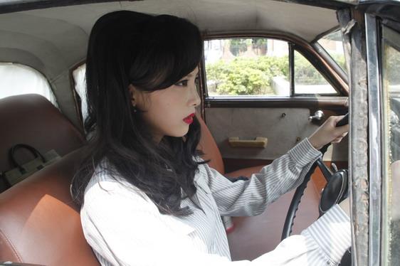 陈威旭/谍战剧《错伏》首播 演员银雪挑战反派角色...