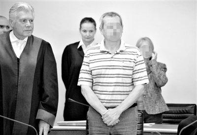 7月2日,德国斯图加特,被控为俄罗斯间谍的夫妇出庭受审。