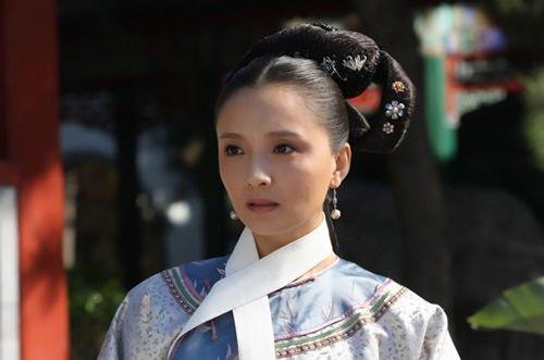 孙茜《后宫甄嬛传》剧照