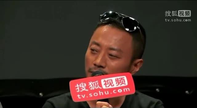《火线三兄弟》庆功 刘烨给自己打99分
