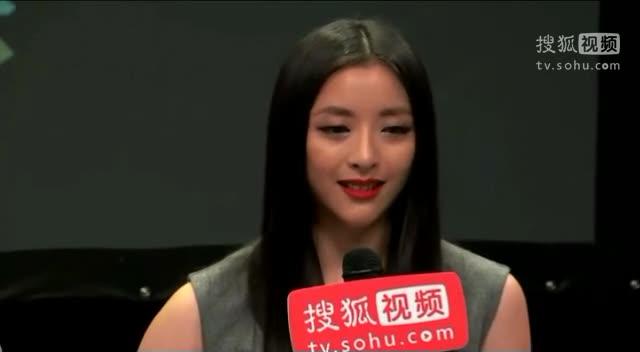 《火线三兄弟》庆功 黄小蕾揭奶爸刘烨黄渤趣事