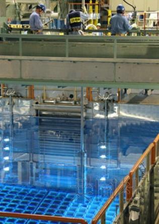 高滨核电站开始将MOX燃料搬入贮藏设施
