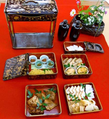 再现300年前日本将军吃过的便当(图)