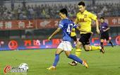 中超图:上海申鑫0-3广州恒大 刘文锡表现不凡