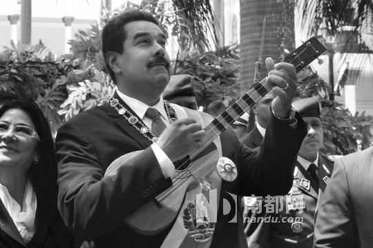 委内瑞拉尼加拉瓜愿收斯诺登组图