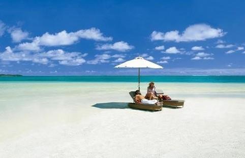 毛里求斯纯美浪漫海滩