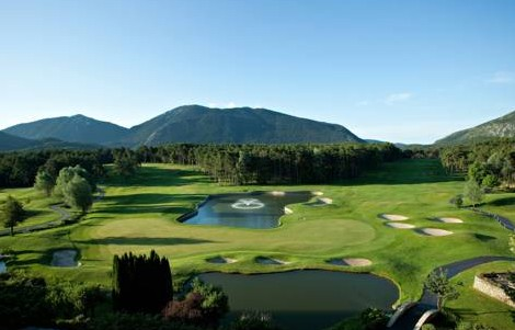 Le Golf du Chateau高尔夫球场