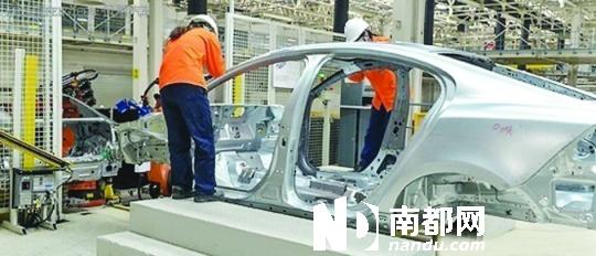 沃尔沃车型s60l名列其中.这是继今年4月11日沃尔沃成都工厂高清图片
