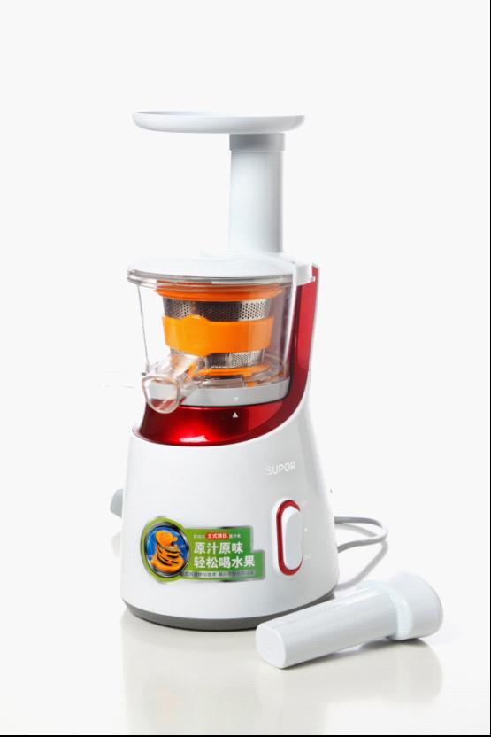 苏泊尔科学倡导榨汁机健康饮食理念