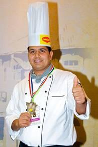 天秤星号厨师勇夺厨师争霸赛多项殊荣