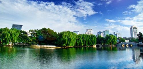 昆明翠湖(中国城市旅游杂志供图)