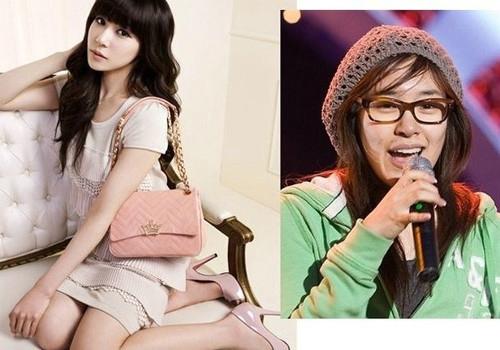 尹恩惠/郑妮可(KARA):最近在日本大热的韩国女团KARA,成员妮可可爱...