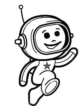 动漫 简笔画 卡通 漫画 设计 矢量 矢量图 手绘 素材 头像 线稿 271