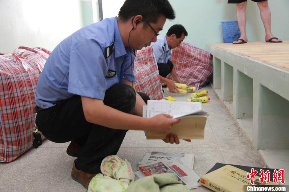 浙江/2013年7月9日,浙江省舟山市定海区看守所搬迁。