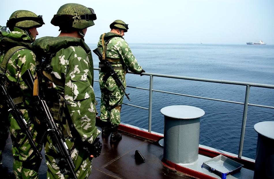 海军特种作战部队西瓜