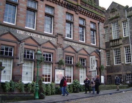 爱丁堡威士忌体验中心