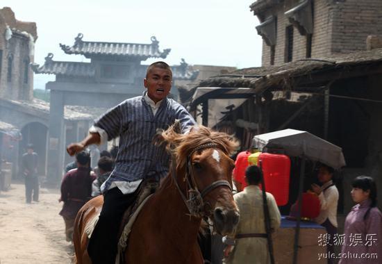 《一个人战争》在京热拍