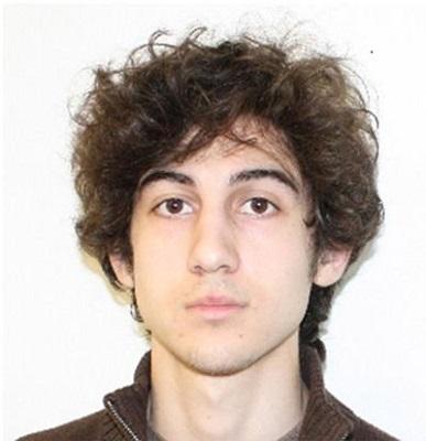 美国波士顿爆炸案嫌犯焦哈尔・萨纳耶夫