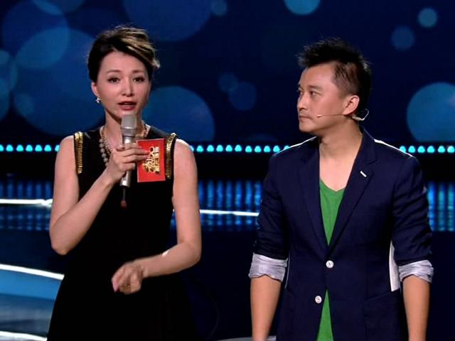 搜狐视频 综艺最看点董卿自愿当托图片