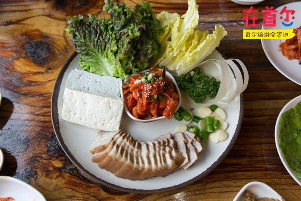 <豆腐包肉(小)&#46160;&#48512;&#48372;&#49928; 28,000韩元>